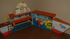 Vintage 1974 Barbie Dream Boat Chris Craft Fold Out Cruise Ship 90% & Excellent