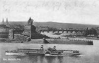 BG33188 das deutsche eck germany  ship bateaux