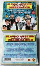 SLAVKO AVSENIK Stimmung aus Oberkrain .. 1997 Koch Box mit 3 CD