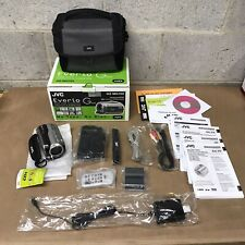 (NEW) JVC Everio G Series Gz-MG155 Megapixel CCD 32x HDD Camcorder Camera & BAG