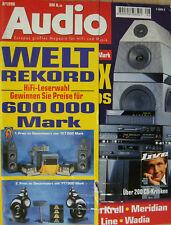 Audio 8/98 Symphonic Line RG14, Krell FPB 350M,  Mission 773, Audio Physic AP 1