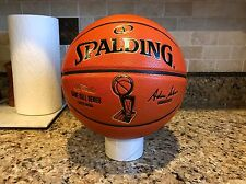 Official Spalding NBA Finals Game Ball Series Composite Leather Basketball