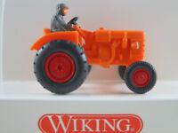 Wiking 87702 Fahr Schlepper (1954-1958) in orange 1:87/H0 NEU/OVP