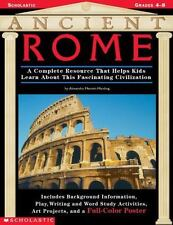 Ancient Rome: A Complete Resource That Helps Kids Learn  About this Fascinating