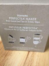 Teavana Perfecttea Maker Infuser