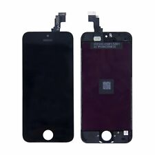 For iPhone 5C LCD Display Touch Screen Digitizer Assembly Replacement Black