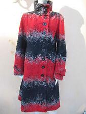 """Manteau femme """" DESIGUAL"""".taille 40 / (42) / LE DRESSING DE BOOGIE."""