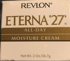 Revlon Eterna '27' All-Day Moisture Cream 2 oz (56.7 g)