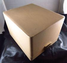 Genuine SWISS AP AUDEMARS PIGUET MEN WATCH WINDER BOX CASE DISPLAY