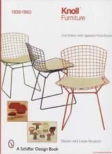 Libro specializzato mobili di Knoll tra 1938 e 1960, molte immagini, Super Libro, OVP