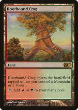 Rootbound Crag   VO -  MTG Magic (EX)