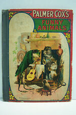 Palmer Cox's Funny Animals 1918 M. A. Donohue & Co., Chicago. Illustrated