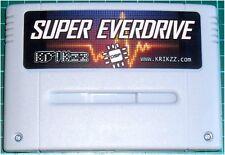 SUPER EVERDRIVE v2 snes nintendo DSP support krikzz ever drive SD white new