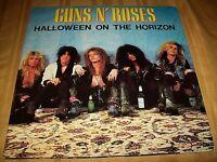 GUNS N ROSES 2 LP Halloween On The Horizon 1987 Appetite For Destruction