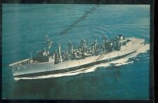U.S.S. Kalamazoo (AOR-6) (MY1071 *2)cleanback postcard