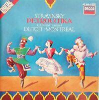 CD STRAVINSKY PETROUCHKA LE CHANT DU ROSSIGNOL Ref 3423