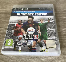 FIFA 13 -- Ultimate Edition (Sony PlayStation 3, 2012) PS3 FOOTBALL GAME N/M