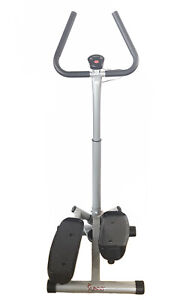 Twist Stepper with Handle Bar Sunny Health and Fitness