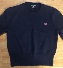 Ralph Lauren Vintage Boys Sweater USA Flag S