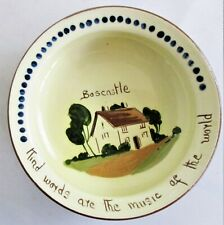 More details for royal watcombe motto ware deep cereal bowl