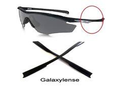 Galaxie Earsocks Caoutchouc Kits pour Oakley M2 Monture Lunettes de Soleil Noir