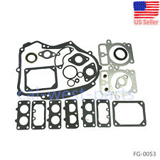 New Engine Gasket Set fits Briggs & Stratton 694012 Replaces 499889 Fr US SHIP