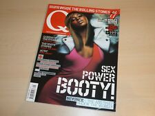 Q Magazine 206 [Sept 03] AC/DC, Queens Of The Stone Age, Keith Richards, Beyonce