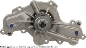 Engine Water Pump Cardone 58-674 Reman
