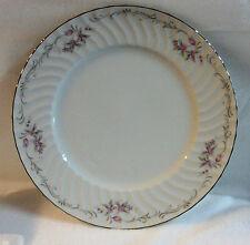 "GOLD STANDARD 10 1/4"" DINNER PLATE GST1 1966 Porcelain China JAPAN Pink Flowers"
