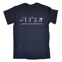 I Ate Some Pi ™ T Shirt slogan funny maths 8 sum pie teacher school tee student