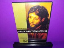 Story of Jesus - Vol. 2: Temptation in the Wilderness (DVD, 2006) New B500