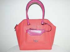 GUESS Rhea Color-Blocked Satchel