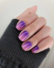 New & Sealed Color Street Nail Polish Strips ~ Til The Glitter End ~