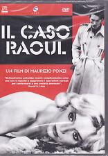 Dvd **IL CASO RAOUL** di  Maurizio Ponzi nuovo sigillato 1976