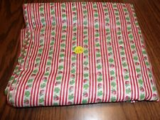 4 yd x 36 in Floral Pattern Fabric
