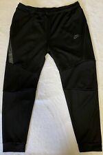 Nike Men's Sportswear Icon Tech Jogger Pants AQ0831-012 Black Size XXL