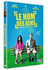 The Names of Love NEW PAL Arthouse DVD J. Gamblin Sara Forestier Michel Leclerc
