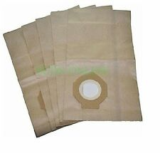 *bag82* pack of 5 HOOVER VACUUM CLEANER AQUAMASTER AQUAJET PAPER BAGS S4470