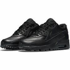 Nike Air Max 90 ltr GS 833412001 Nero Scarpe Basse 38.0 38.5 39.0 Eur38.5/24.5cm/uk5.0/us7.5