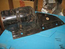 NOS Mopar 1953 Dodge left fender extension to radiator yoke panel