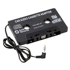 Audio Cassette Tape Adapter Aux Cable Cord 3.5mm Jack fr to Cd Mp3 iPod Player