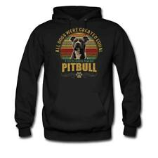 Perro Pitbull Mi Mejor Amigo Sudadera Mejor Suave Hoodie Mascota Entrenamiento