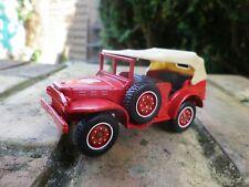 SOLIDO POMPIER DODGE 4X4 COMMAND CAR comme neuf sans boite, voir photos