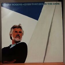 KENNY ROGERS EYES THAT SEE IN THE DARK AFL1-4697 VINYL RECORDS LP