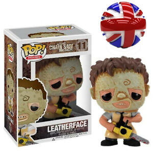 Funko POP #11 Texas Chainsaw Massacre Leatherface PVC Action Figure Toys Gifts