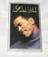 Listen Love by Jon Lucien Pop Cassette Apr-1991 Mercury  Free Shipping U.S.A.