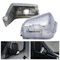 Left Side LED Wing Mirror Indicator Turn Signal Light For Mercedes Sprinter