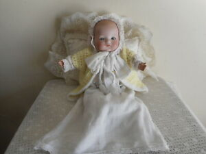 ARMAND  MARSEILLE  12 IN  (BISQUE DREAM  BABY  341/2) FREE POSTAGE