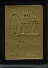 The Quran Arabic Text with Corresponding English Meanings Zip Case (7.3x5 Inch)