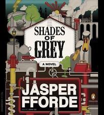 Shades of Grey by Jasper Fforde (2009, CD, Unabridged)